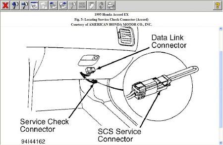 1995 Honda Accord How Do I Fix This.