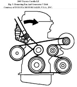 2010 Corolla Engine Diagram