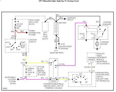 1997 Oldsmobile 88 Wiring Diagram : 33 Wiring Diagram