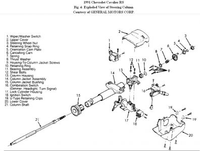 2001 Chevy Cavalier Ignition Wiring Diagram : 43 Wiring