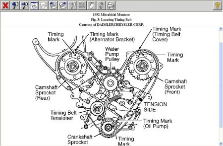 Lexus sc430 engine diagram