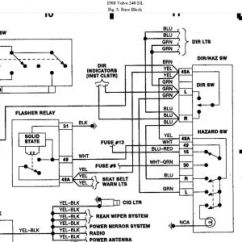 2005 Ford Escape Headlight Wiring Diagram 3 Way Switch Leviton 88 Volvo 240 Lights Schematic Diagram1990 Manual Blog