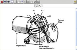 Wiper Motor Wiring Diagram  impremedia