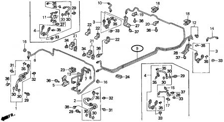 03 Acura Cl Engine 02 Acura CL Wiring Diagram ~ Odicis