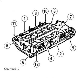 2001 Buick Lesabre 3800 Intake Gasket Replacement: 2001