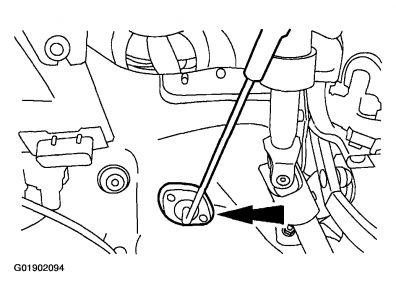 2003 Mazda Tribute Indicator Says Reverse, Rolls as in Neut