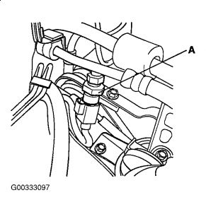 [2007 Kia Spectra Relay Switch Air Conditioning Problem