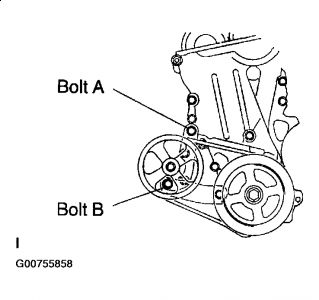 2004 Scion XA Belt Change: Engine Mechanical Problem 2004