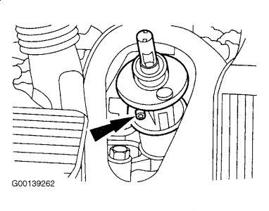 1999 Ford Contour Power Steering Hose Replacement: What