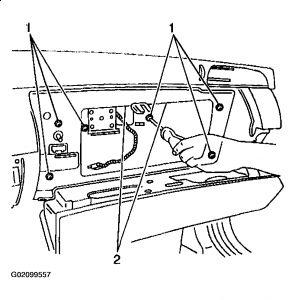 1997 Cadillac Eldorado Engine Diagram, 1997, Free Engine