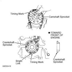 Nissan Frontier Timing Chain Diagram 2000 Ford Explorer Cd Player Wiring 1992 Toyota Pickup Cylinder Head Please Send Me The 1 Reply
