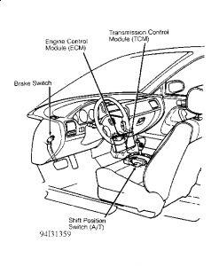1993 Honda Accord Engine Coolant Temp Sensor Question