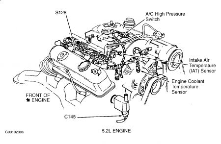 1997 Other Jeep Models IAT Sensor: Electrical Problem 1997
