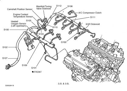 [Diagram Of How A 2000 Chrysler 300m Transmission Is