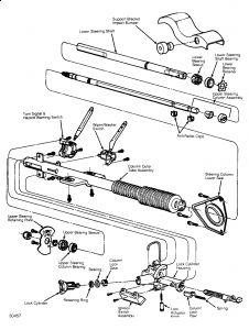 1987 Ford Ranger Ignition Key Cylinder: I Have a 1987 Ford