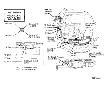 Buick Transmission Diagram, Buick, Free Engine Image For