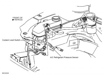 2003 Chevy Cavalier Cooling Fan Wiring Diagram : Relay
