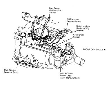1990 Chevy Corsica Ignition Switch Wiring Diagram : 49