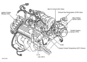 2010 Chevrolet Impala Engine Diagram  Trusted Wiring