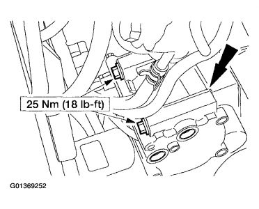 2004 Ford Taurus A/c Compressor: I'm Trying to R&R An A/C
