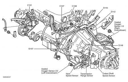 2002 Dodge Intrepid Speed Sensors: Transmission Problem