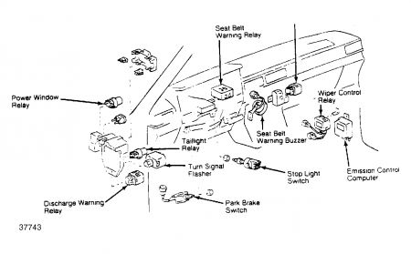 Toyota 20r Voltage Regulator Wiring Diagram Toyota Starter