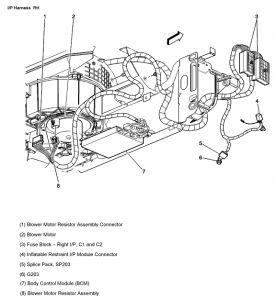 Saturn Blower Motor Bertone Motors Wiring Diagram ~ Odicis