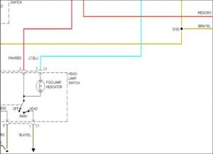 Headlight Wiring Diagram: I Am Looking for a Wiring