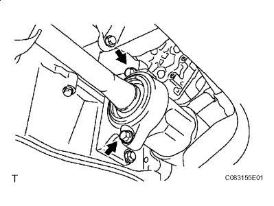 2006 Scion TC Suspension: Shakes or Wobbles Problem 2006