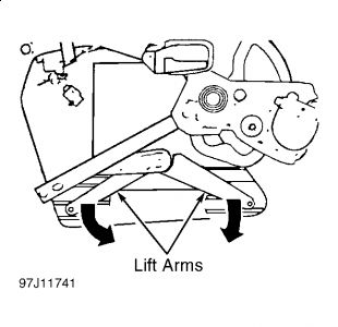1994 BMW 325 Window Motor: How Do You Install the Motor in