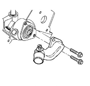 2005 Chevy Impala Thermostat: Engine Cooling Problem 2005