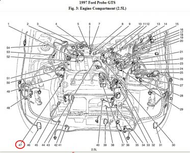 Ford Probe Distributor Diagram : 30 Wiring Diagram Images