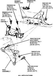 1993 Ford Tempo Motor Mount: Ok, so I Broke My Front