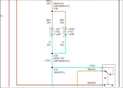 1999 dodge dakota headlight switch wiring diagram wiring diagram dodge headlight switch wiring diagram image about