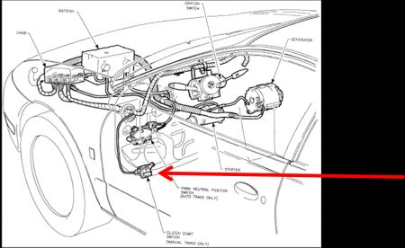 1999 Mercury Cougar Stereo Wiring Diagram