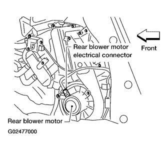 1994 Nissan Quest Cooling Fan Wiring Diagram : 44 Wiring