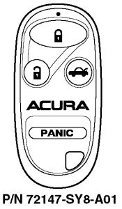 How to Reset the Alarm System: I Bought a Used 1999 Acura