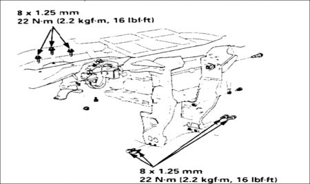 1995 Honda Odyssey Heater Core Replacement Instructions