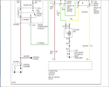 1995 Ford escort radio wiring diagram
