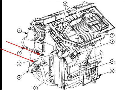 2001 Saturn L200 Heat Isn't Working: My Heater Is Blowing