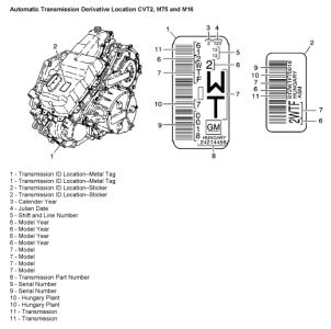 2004 Saturn Vue Transmission Diagram, 2004, Free Engine