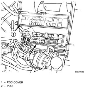 Dodge Intrepid Starter Diagram, Dodge, Free Engine Image