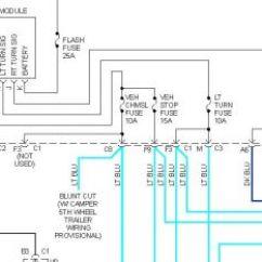 Typical Light Switch Wiring Diagram Vw T5 Radio 2003 Chevy Silverado Tail