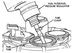 Fuel Filter Location: Where Is the Fuel Filter on a 2005