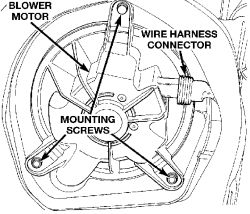 How to Replace A/c Blower Motor