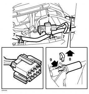 Take the Gear Shifter Apart?: I Need to Replace the