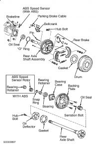 Service manual [2009 Toyota Tundra Manual Transmission Hub