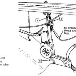 Electric Antenna Wiring Diagram Sailboat Dc 1988 Oldsmobile Cutlass Installation Of Power Antenne Electrical Http Www 2carpros Com Forum Automotive Pictures 261618 0900c15280068458 1