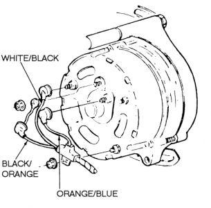 1988 Ford F150 Alternator: Electrical Problem 1988 Ford