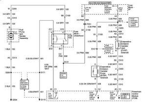 2003 Chevy Cavalier Fuel Pump: Fuel PumpElectrical Crank